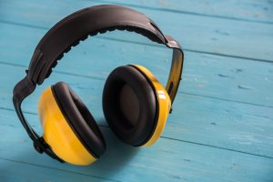 safety earmuffs hearing protection