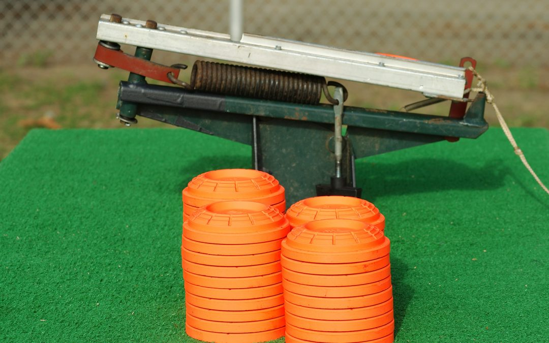 Take Your Best Shot with the Trap Thrower