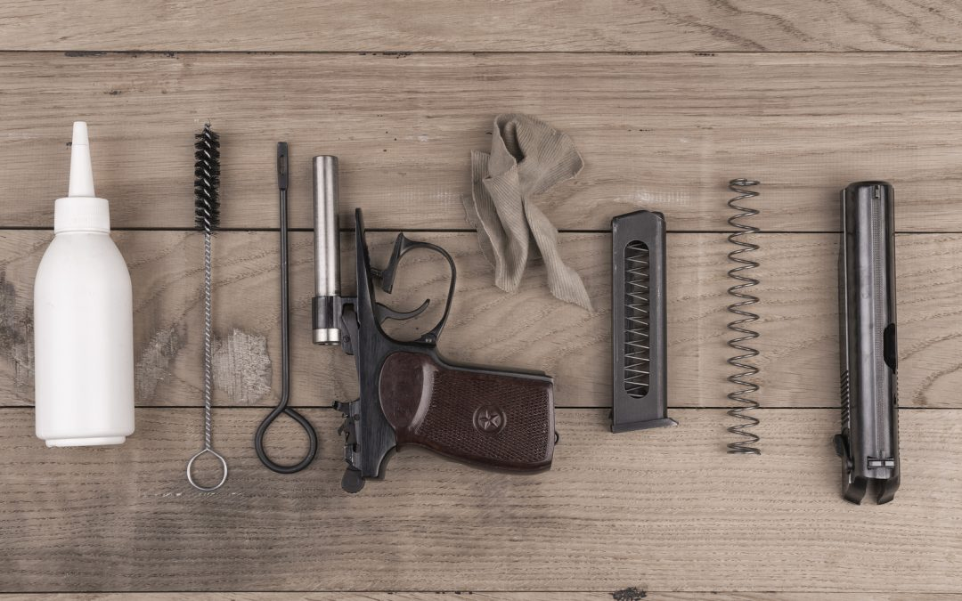 What to Look for in Gun Cleaning Kits