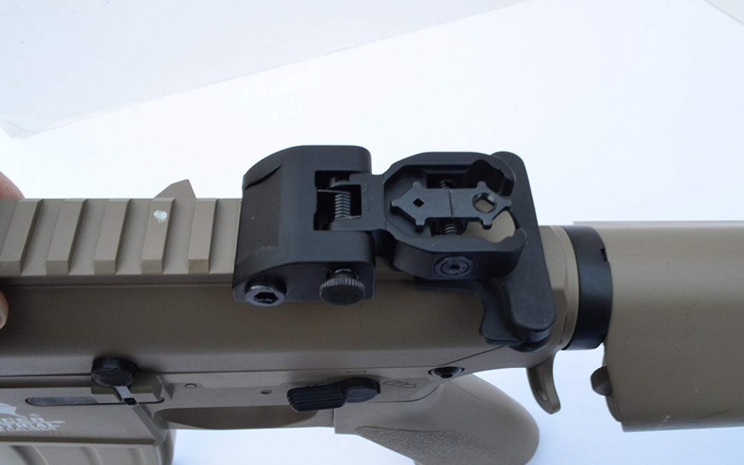 How to Use Iron Sights to Improve Your Aim